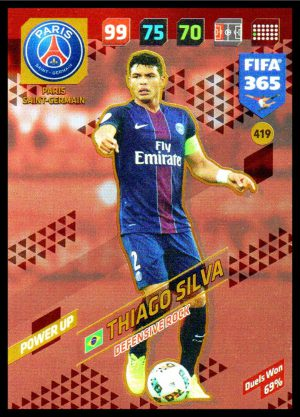 Fifa 365 cards 2018-414-Artem rebrov-Power Up-goal Stoppers