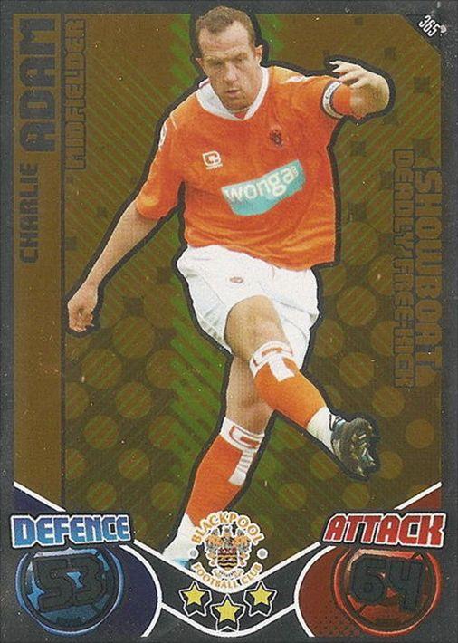Match Attax 1 spécial-Pack 2010//2011 Championnat 10//11
