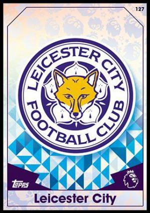 Match Attax saison 16//17 #109 Hull City Club Crest