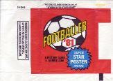 FOOTBALLERS 1980