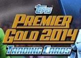 TOPPS PREMIER GOLD 2014
