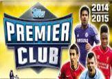 TOPPS PREMIER CLUB 2015