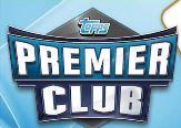 TOPPS PREMIER CLUB 2015 - 2016