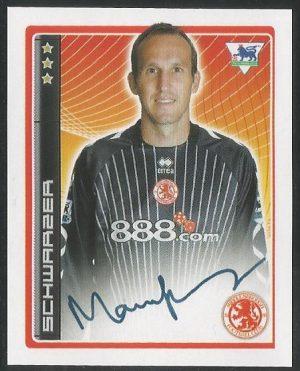Merlin Premier League 2001-Home Kit Newcastle United #311
