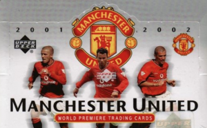 MANCHESTER UNITED 2001-2002