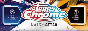 MATCH ATTAX CHROME 2020-2021