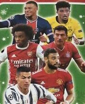 MATCH ATTAX FESTIVE BOX 2020-2021