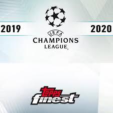 FINEST CHAMPIONS LEAGUE 2019/2020