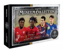CHAMPIONS LEAGUE MUSEUM 2021-2021