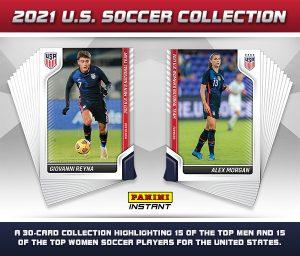 PANINI USA NATIONAL TEAM 2020-2021